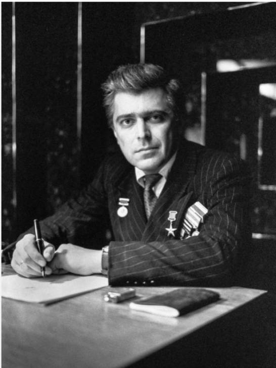 Dmitry Kaledin